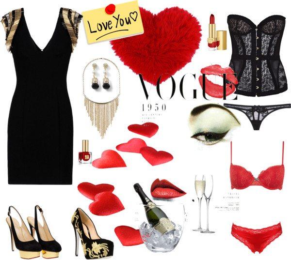 Sexy Valentine's Night