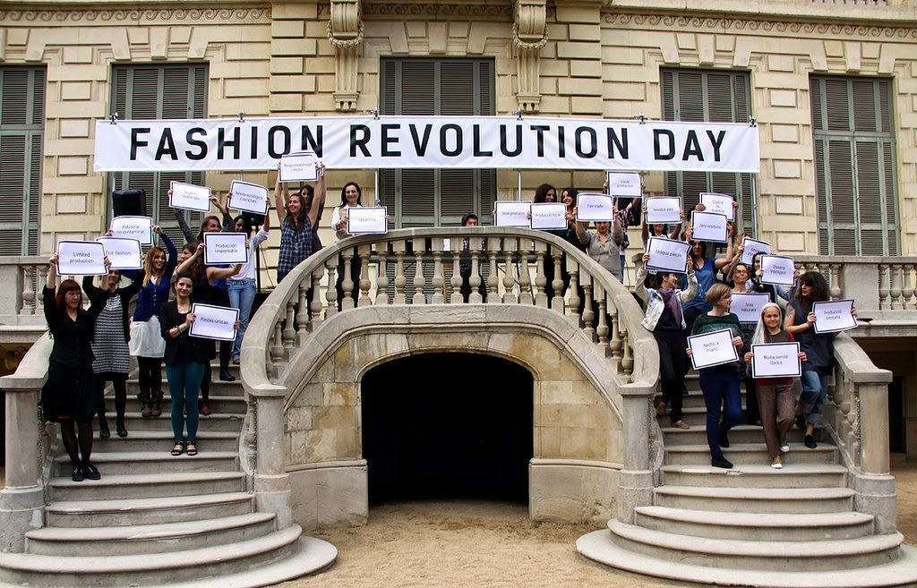 Moda sostenible - Fashion Revolution Day