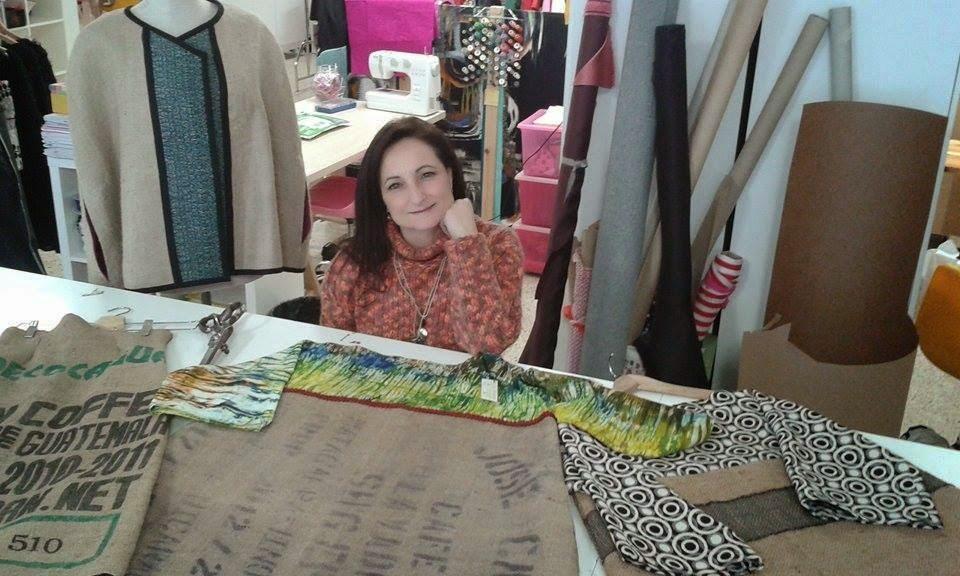Moda Sostenible - Sylvia Calvo