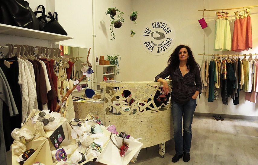 Moda sostenible - The circular project shop