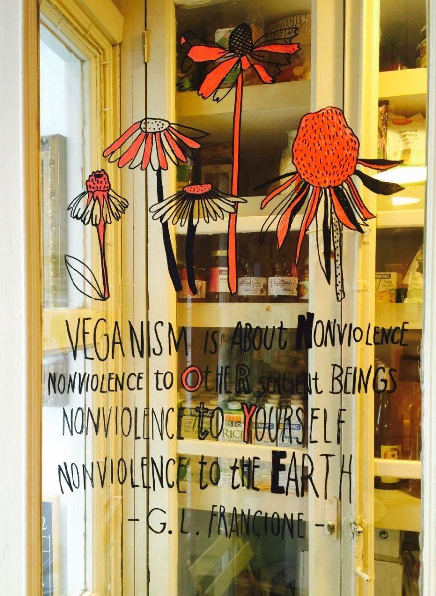 Rayan restaurante vegano