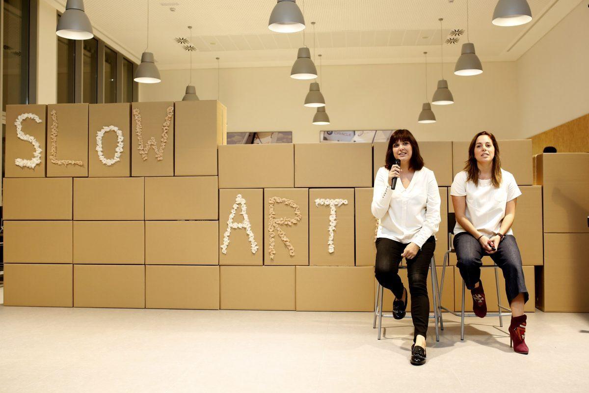slow artist moda sostenible