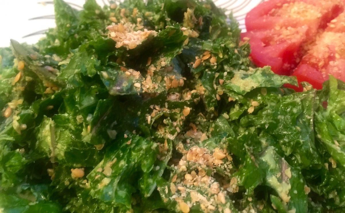 Receta Kale
