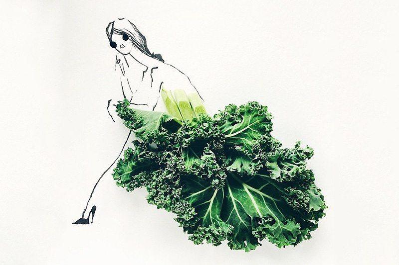 Gretchen Roehr - Ilustraciones de moda