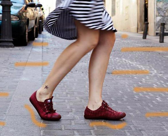 calzado vegano - lolita von stoff