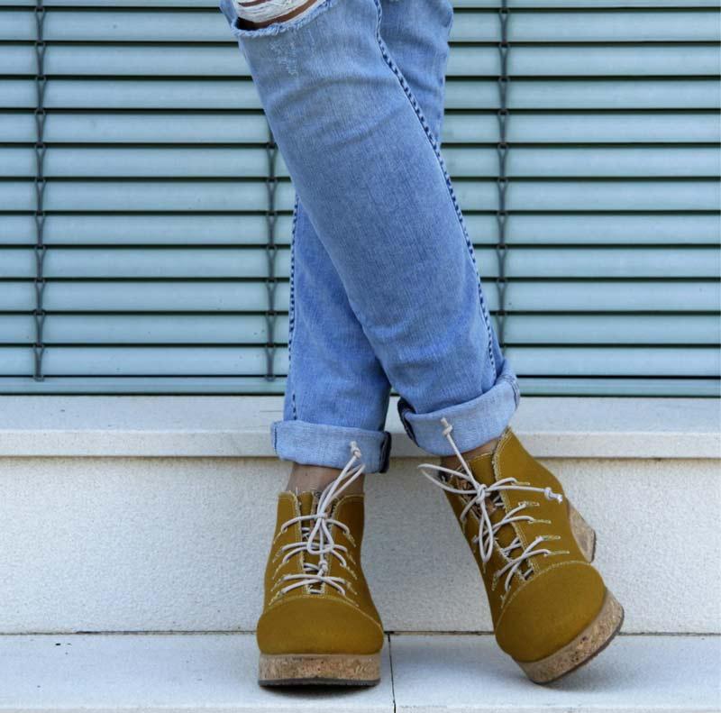 calzado vegano - slowers