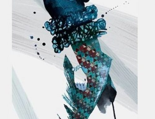 Ilustraciones de moda muy inspiradoras / Truly inspiring fashion illustrations