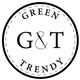 Green and Trendy – blog moda sostenible Mobile Logo