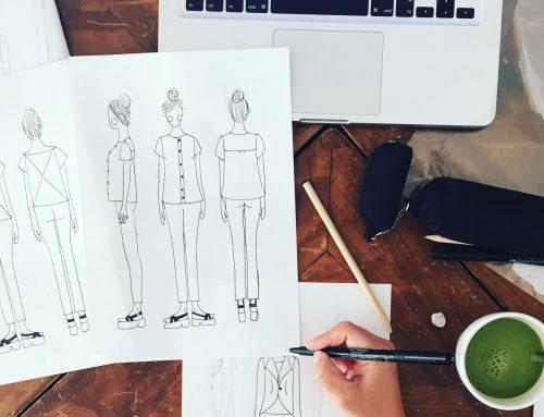 5 pasos clave para crear una colección de moda