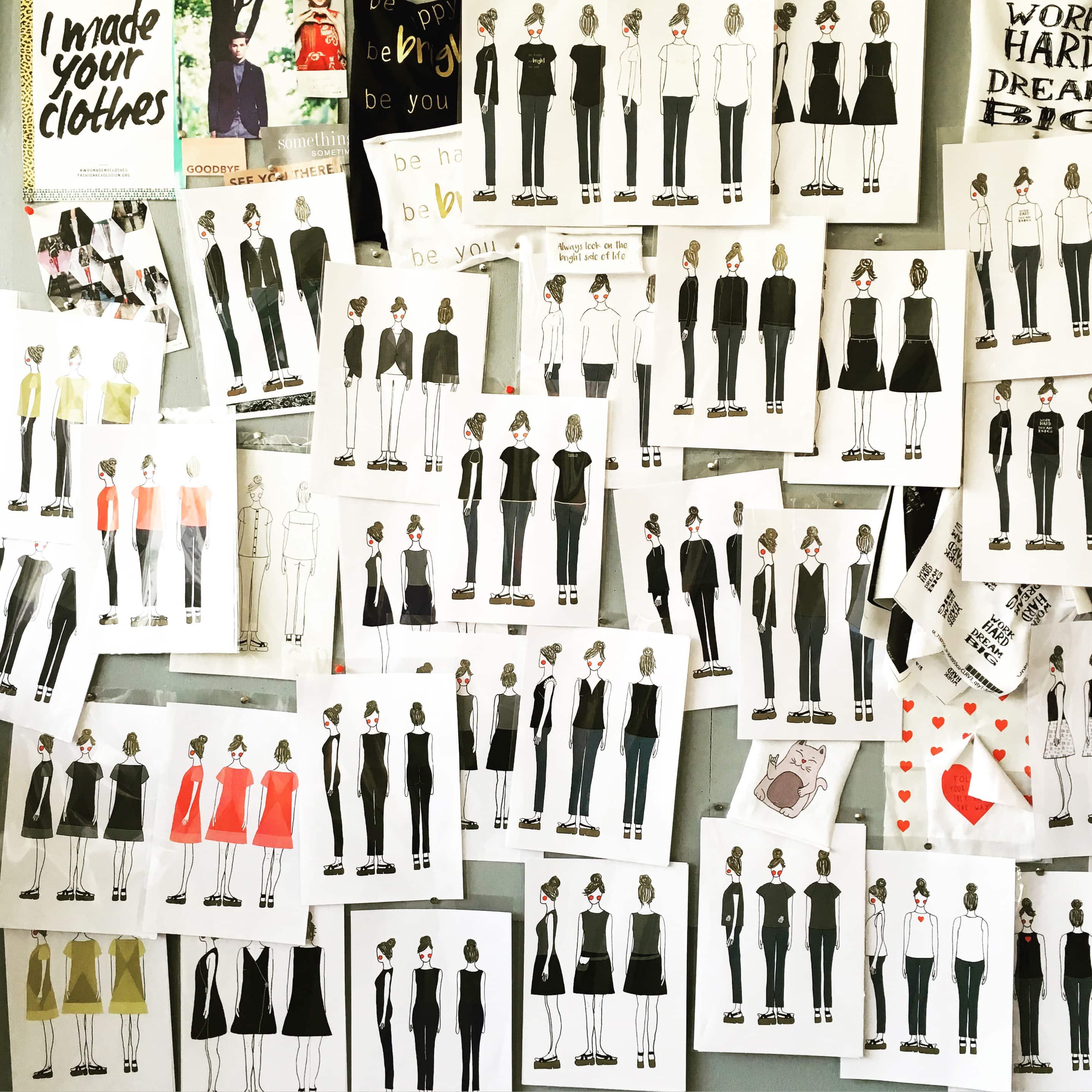 coleccion de moda