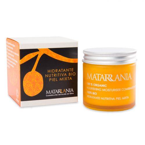 Crema hidratante piel mixta - Matarrania