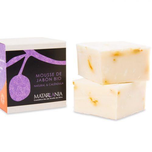 Jabón natural ecológico pastilla - Matarrania
