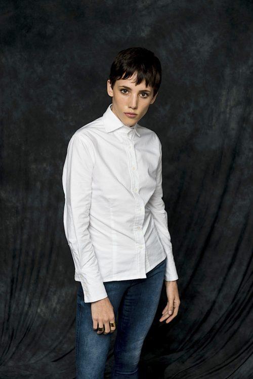 camisa mujer algodón orgánico