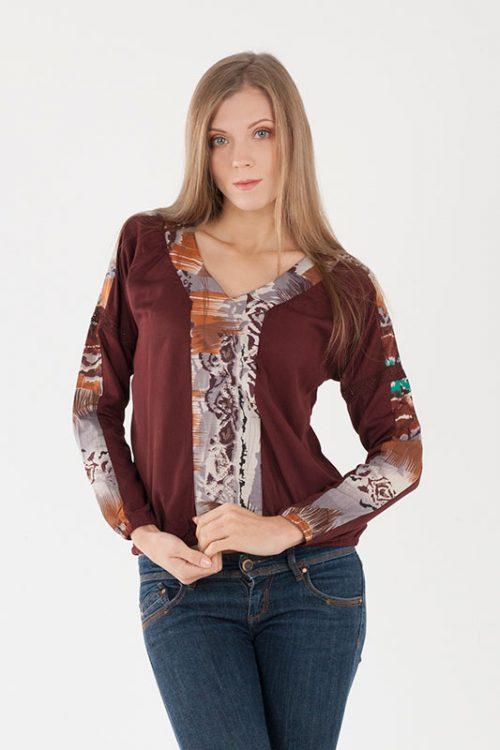 Camisa mujer bambú - Firiri
