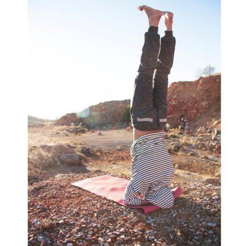 pantalon de yoga unisex - AumActiveWear