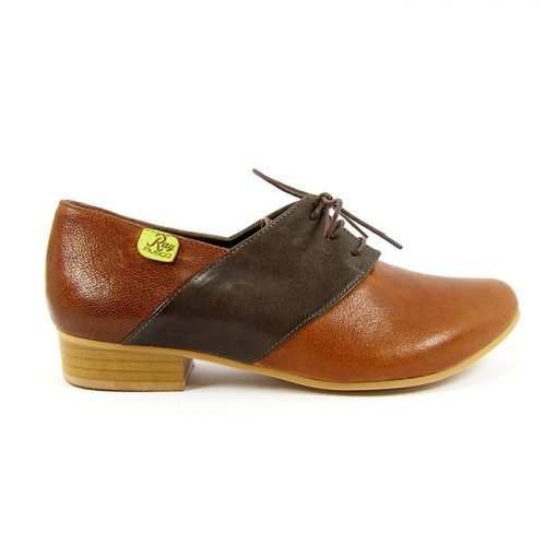 zapato ecológico bagar cuero - Ray Musgo