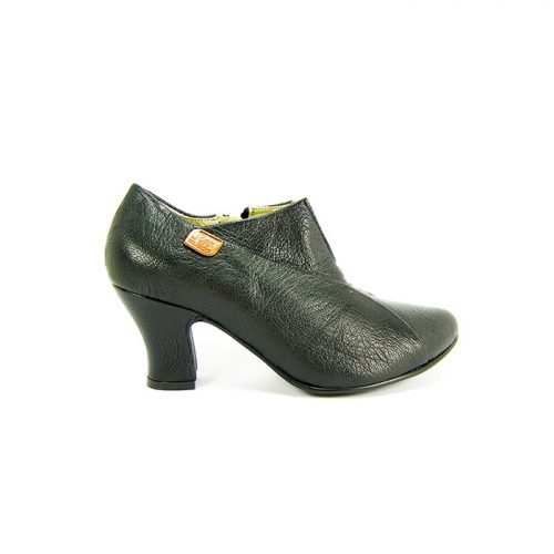 Zapato barella negro - Ray Musgo