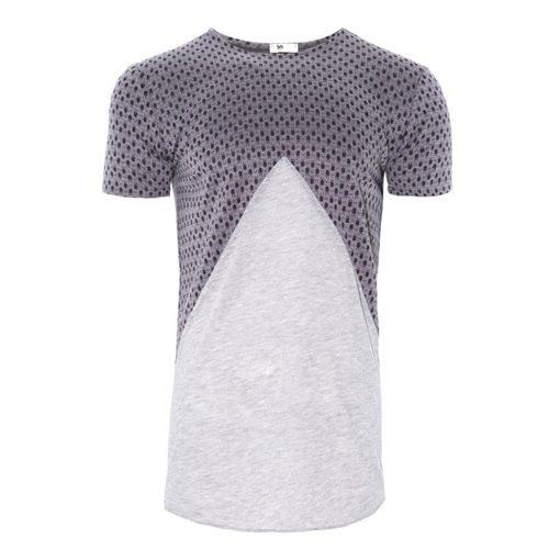 Camiseta patchwork - AumActiveWear
