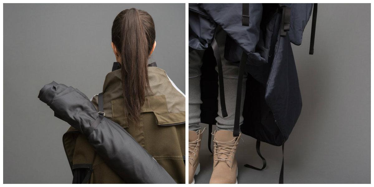 moda práctica refugiados supervivencia