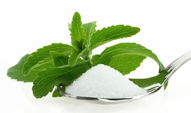 endulzantes naturales - stevia