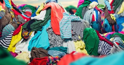 the renewal clothes - landfill clothes