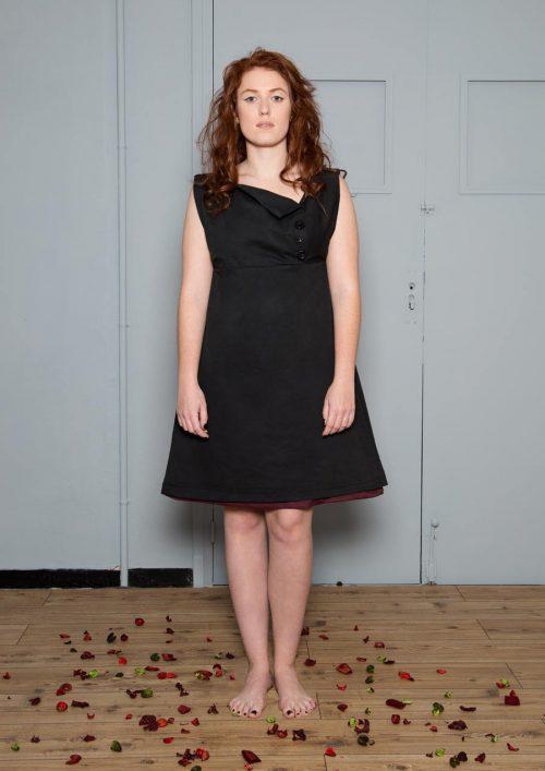 Pichi algodón loneta negro - Proyecto G