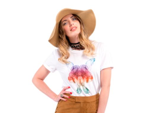 smokeAliens – Arte convertido en moda sostenible