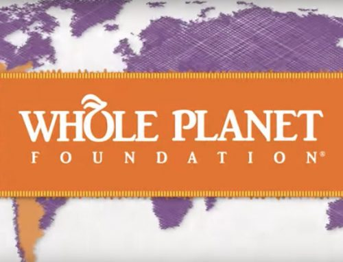 Nos vestimos de gala para el evento solidario de Whole Planet Foundation